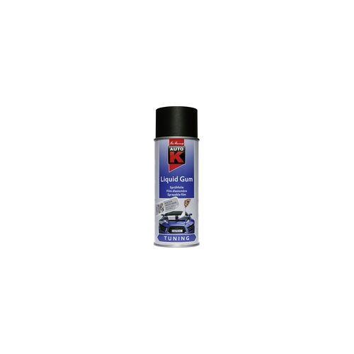 Auto-K Sprühfolie Liquid Gum Tuning schwarz 400 ml