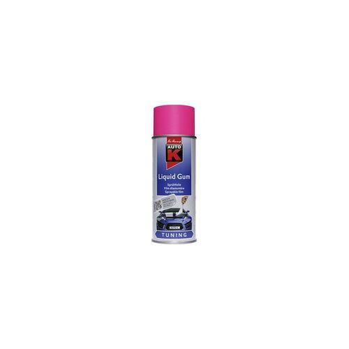 Auto-K Sprühfolie Liquid Gum Tuning neonpink 400 ml