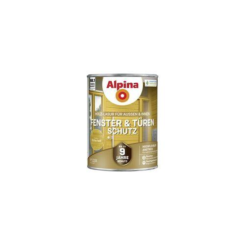 Alpina Fenster- und Türen-Schutz 2,5 l, eiche hell