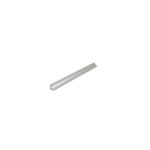 Primo Wandabschlussleiste 2600 x 14 x 14 mm, Stahl
