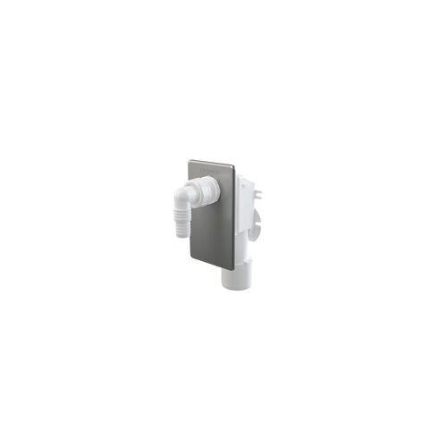 TrendLine Unterputzwaschgerätesiphon für Wasch- oder Spülmaschinen