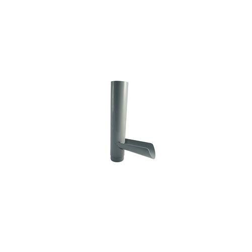 Marley Wasserablaufklappe NW 105 mm, grau