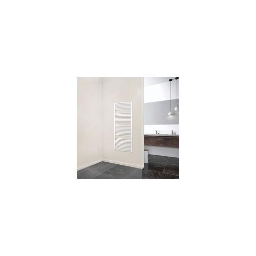 Schulte Badheizkörper Europa (H x B): 69,5 x 50 cm weiß, 331 Watt