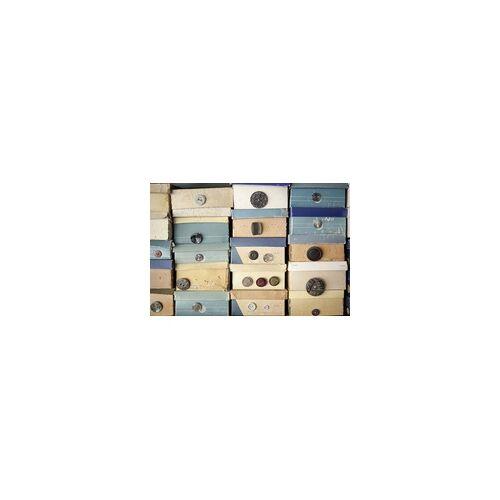 d-c-fix Selbstklebefolie Uni grau matt 90 cm x 2,1 m