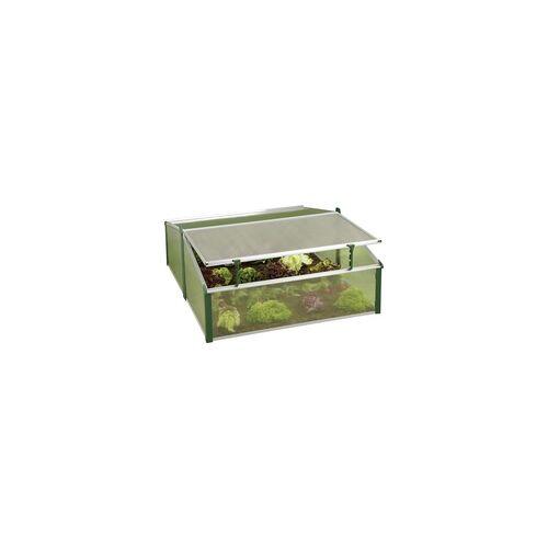 Juwel Doppelfrühbeet Easy Fix 120 x 100 cm