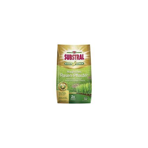 Substral Magisches Rasen-Pflaster 3,6 kg, für 16 m²