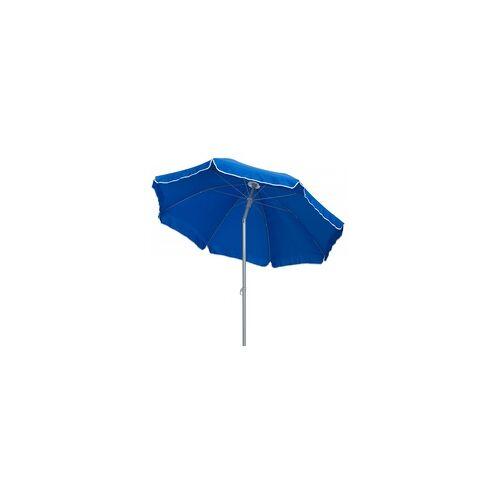 TrendLine Sonnenschirm blau, Ø 180 cm