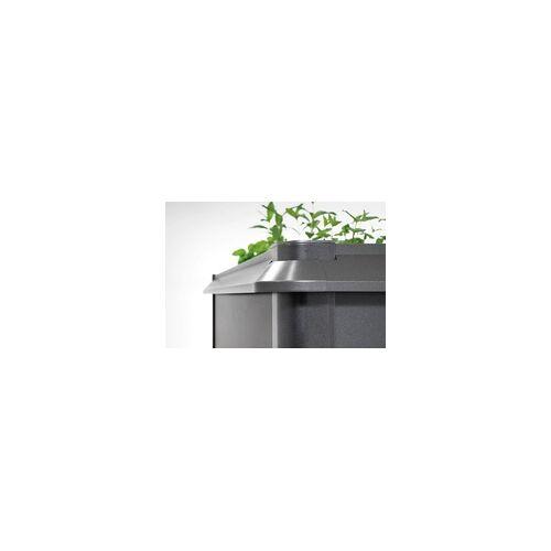 Biohort Schneckenschutz zu Hochbeet Gr. 2x1 dunkelgrau-metallic