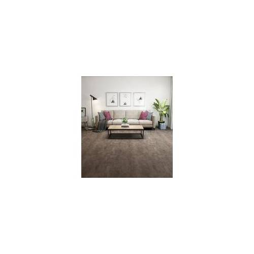 TrendLine Vinylboden Living brown Fliesenformat