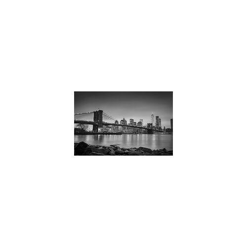 The Wall Deco-Panel Bild - New York Bridge 90 x 58 cm
