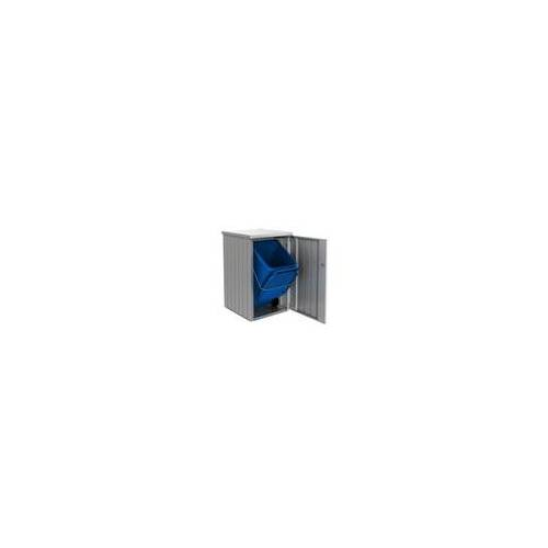 Biohort Mülltonnenbox Alex 2 quarzgrau-metallic