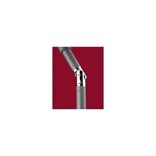 Schneider Schirme Schneider Sonnenschirm Sevilla rot, ca. 270 cm Ø