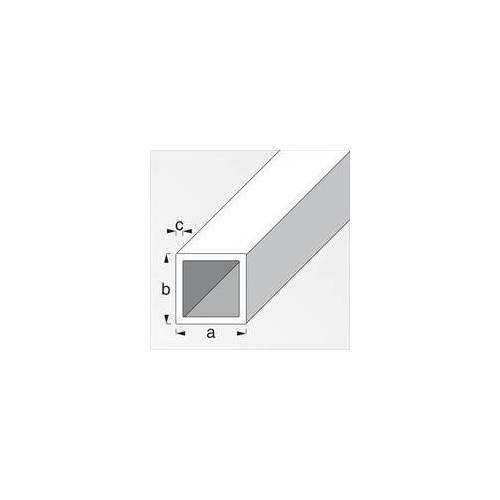 Alfer Vierkant-Rohr 1,5 x 1,5 x 250 cm