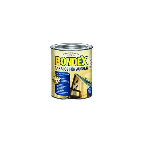 Bondex Farblos für Außen 750 ml, farblos