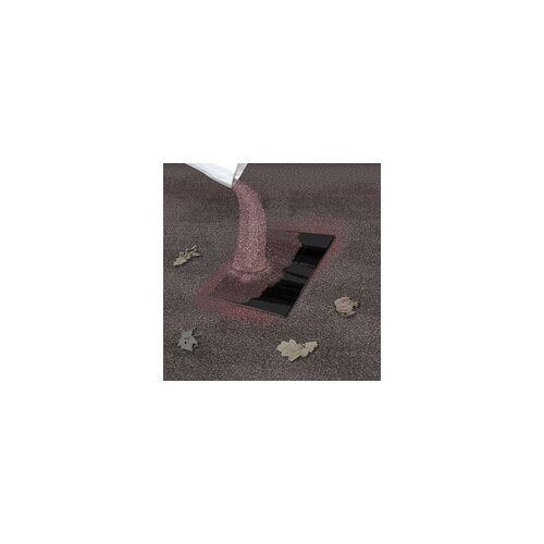 MEM Dach-Pflaster anthrazit, 15 x 25 cm