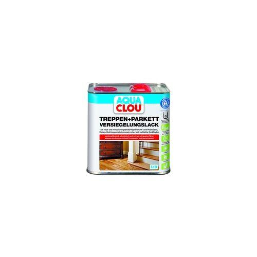 Aqua Clou Versiegelungslack 2,5 l, für Treppen und Parkett