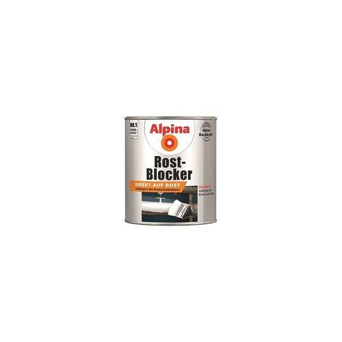 Alpina Metallschutz-Lack Rostblocker 750ml