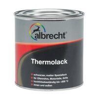 Albrecht Thermolack 375 ml, schwarz