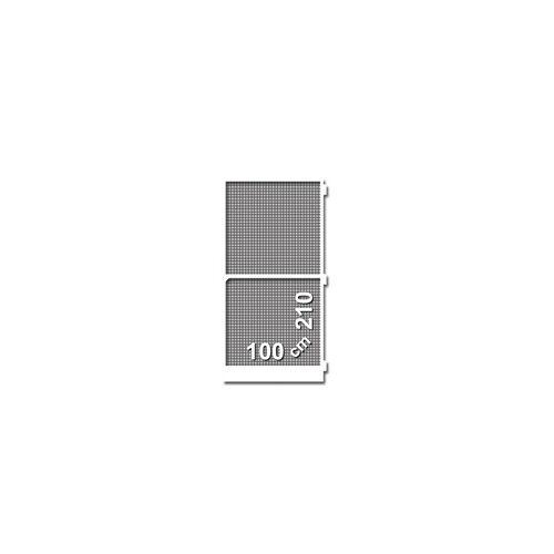 Schellenberg Alfred Schellenberg Insektenschutz-Tür PLUS 100 x 210 cm, weiß