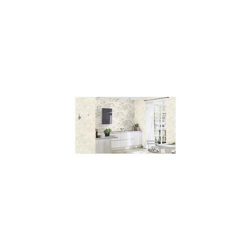 Rasch Vliestapete Bruchstein grau 10,05 x 0,53 m