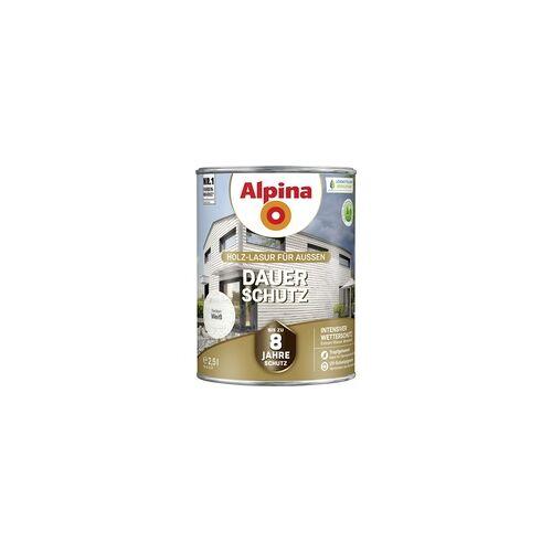 Alpina Dauer-Schutz 2,5 l, weiß