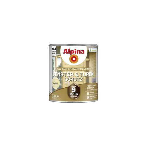 Alpina Fenster- und Türen-Schutz 0,75 l, farblos