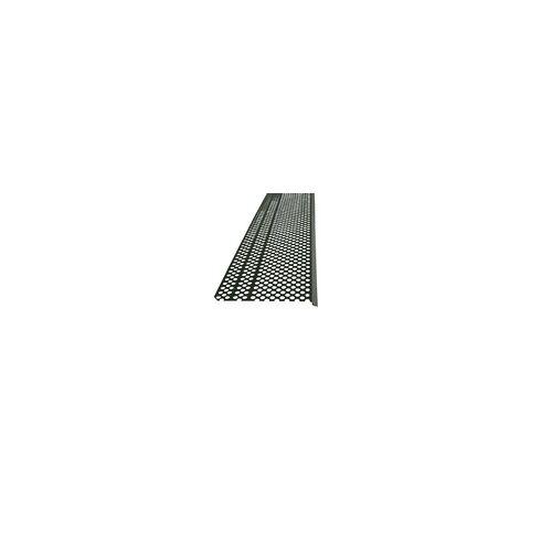 Marley Laubschutzgitter Laubfrei 100-150, 1 m, Set 2 Stück a 1 m, schwarz