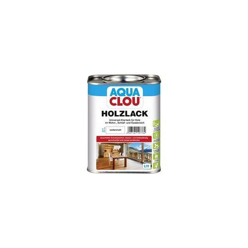 Aqua Clou Holzlack L11 750 ml, seidenmatt