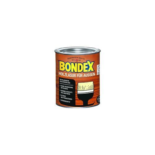 Bondex Holzlasur für Aussen 750 ml, teak