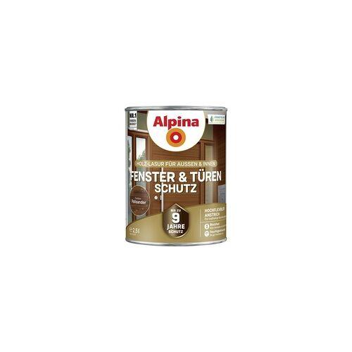 Alpina Fenster- und Türen-Schutz 2,5 l, palisander