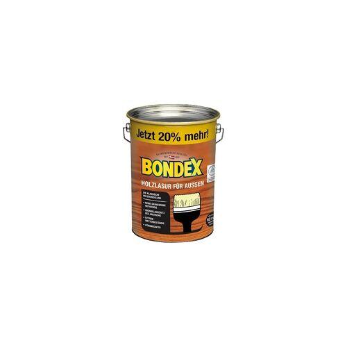 Bondex Holzlasur für Aussen 4,8 l, teak
