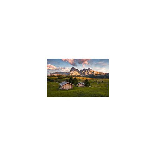 Komar Vlies Fototapete Dolomitentraum 450 x 280 cm