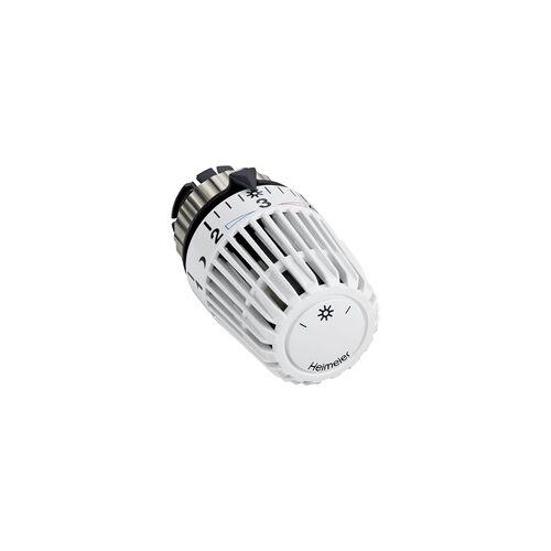 Heimeier Thermostatkopf K 9712-00.500 für Vaillant Ventile, weiß