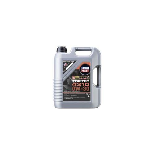 Liqui Moly Motoröl Top Tec 4310 0W-30 5 l