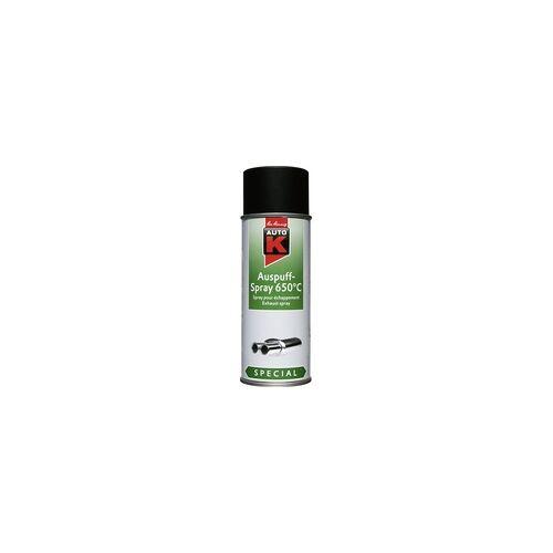Auto-K Auspuff Spray 650° C Spezial schwarz 400 ml