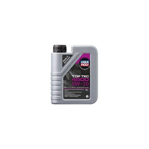 Liqui Moly Motoröl Top Tec 4500 5W-30 1 l