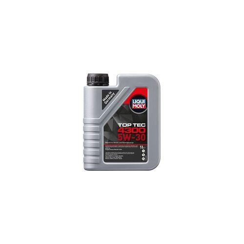 Liqui Moly Motoröl Top Tec 4300 SAE 5W-30 1 l