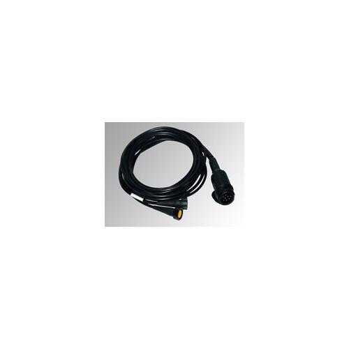 LAS Kabelsatz Stecker für Anhänger, 7-polig