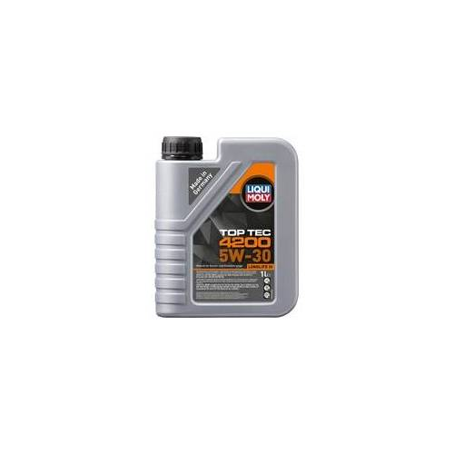 Liqui Moly Motoröl Top Tec 4200 SAE 5W-30 Longlife III 1 l