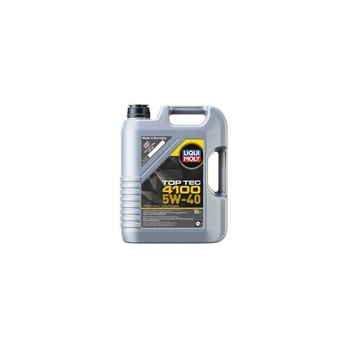 Liqui Moly Motoröl Top Tec 4100 SAE 5W-40 5 l