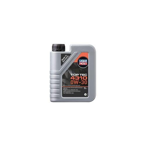 Liqui Moly Motoröl Top Tec 4310 0W-30 1 l