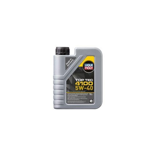 Liqui Moly Motoröl Top Tec 4100 SAE 5W-40 1 l