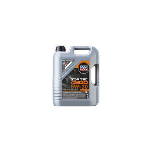 Liqui Moly Motorenöl Top Tec 4200 SAE 5W-30 Longlife III 5 l