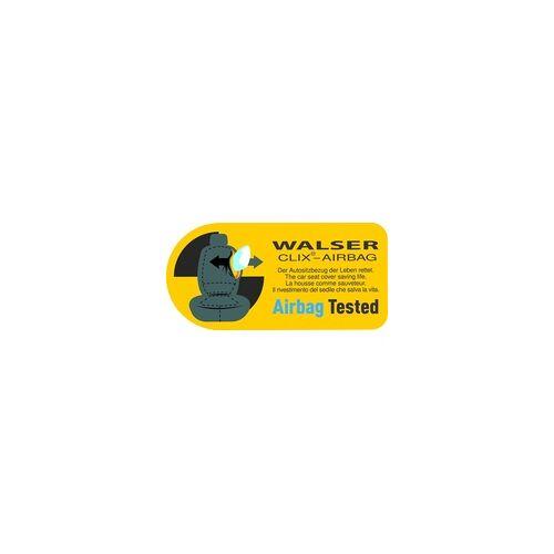 Walser Autositzbezug Nampa 13 teilig blau