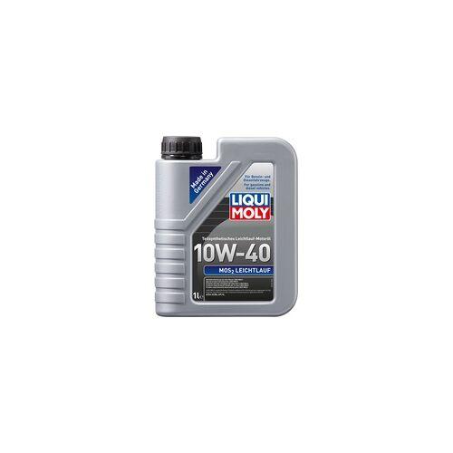 Liqui Moly Motoröl MoS2 Leichtlauf 10W-40 1 l