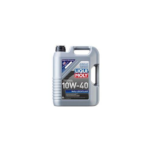 Liqui Moly Motoröl MoS2 Leichtlauf 10W-40 5 l