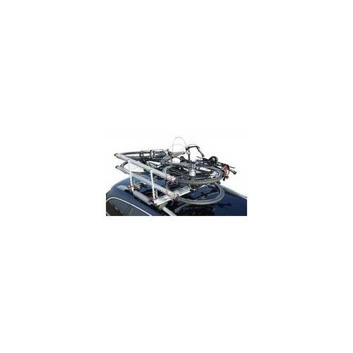 Fischer Dach-Fahrradträger Dachlift für 2 Fahrräder