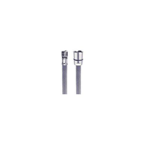 CORNAT Geschirrbrauseschlauch antihaftbeschichtet, grau, M15 x IG x 1/2 AG, 1500 mm