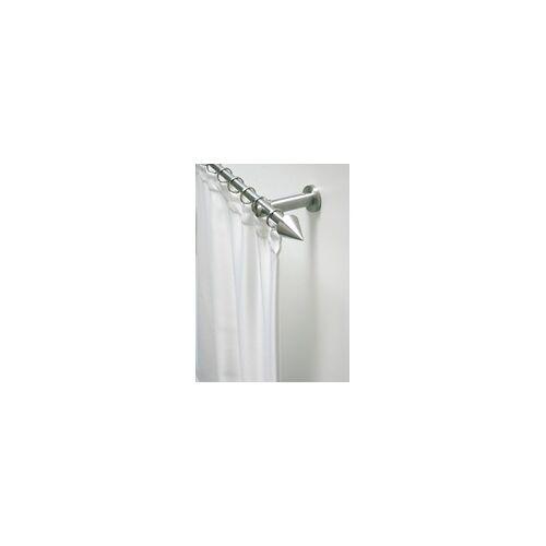 Gardinia Gardinenstange New York edelstahl, Ø 12 mm, 120 cm