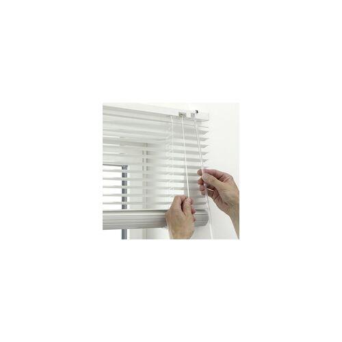 Gardinia Alu Jalousie weiß, 100 x 240 cm